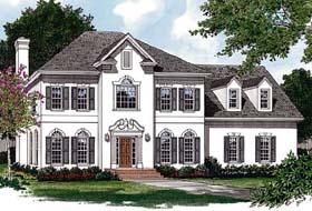 House Plan 85457