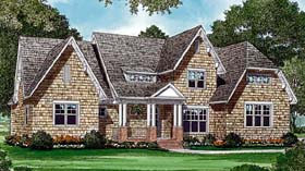House Plan 85463