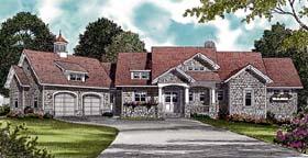 Cottage Craftsman House Plan 85473 Elevation