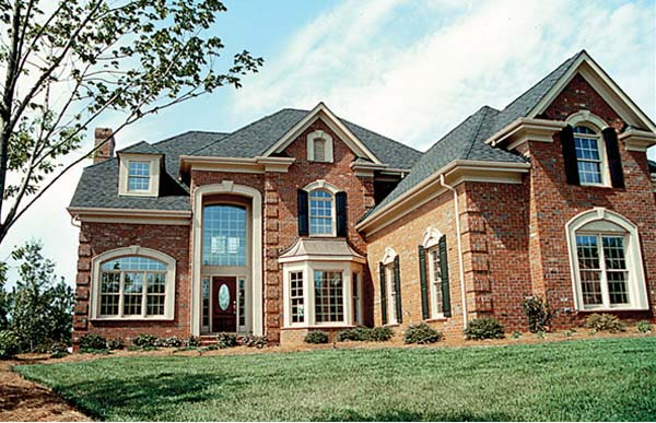 Traditional House Plan 85474 Elevation