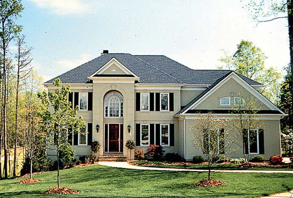 Traditional House Plan 85476 Elevation