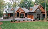 Plan Number 85480 - 4304 Square Feet