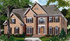 Traditional House Plan 85488 Elevation