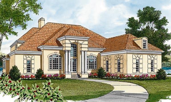 House Plan 85491