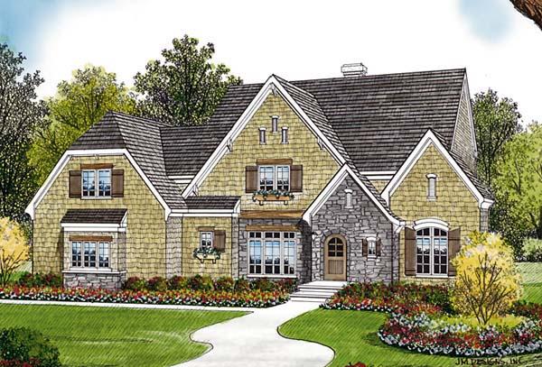 House Plan 85492