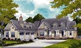 Plan Number 85501 - 3754 Square Feet