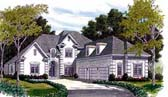 Plan Number 85502 - 3756 Square Feet
