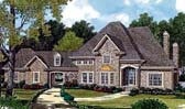 Plan Number 85508 - 3796 Square Feet