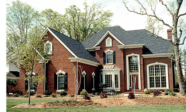 Traditional House Plan 85510 Elevation