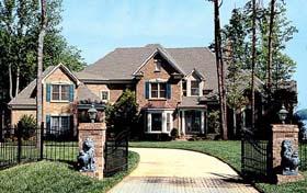House Plan 85521