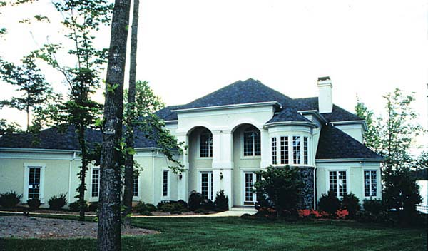Traditional House Plan 85524 Elevation