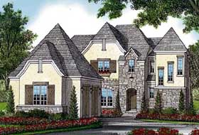 House Plan 85525