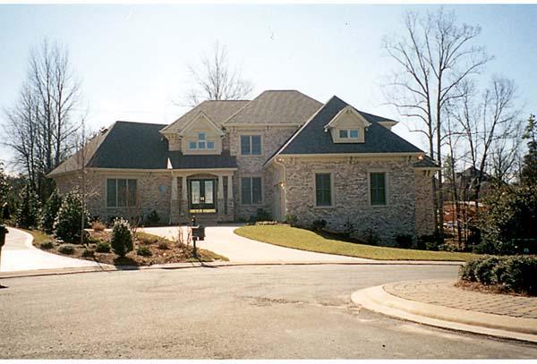 Craftsman , Cottage House Plan 85528 with 4 Beds, 5 Baths, 2 Car Garage Elevation