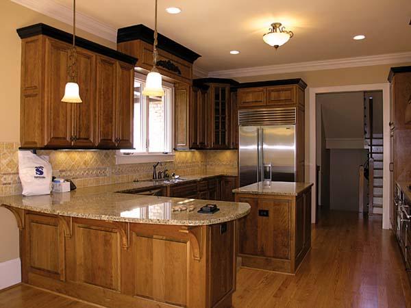 Cottage Craftsman House Plan 85538