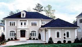 Mediterranean House Plan 85547 Elevation