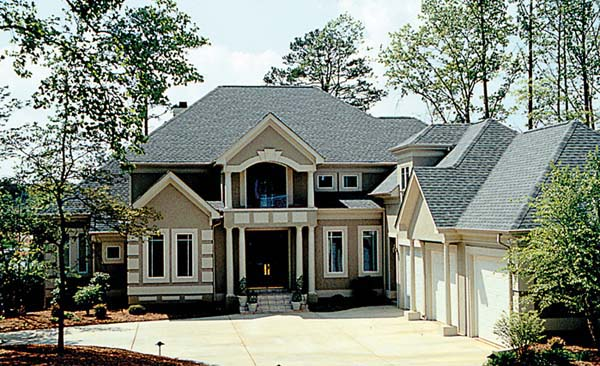Traditional House Plan 85549 Elevation