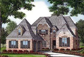House Plan 85555
