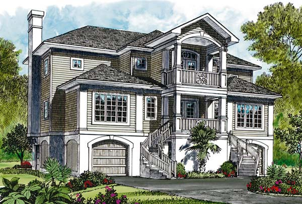 House Plan 85556