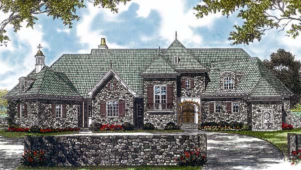 House Plan 85559