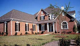 Traditional House Plan 85568 Elevation
