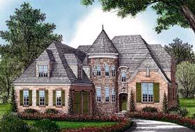 House Plan 85577