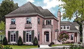 House Plan 85578