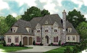House Plan 85589