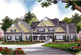 House Plan 85599