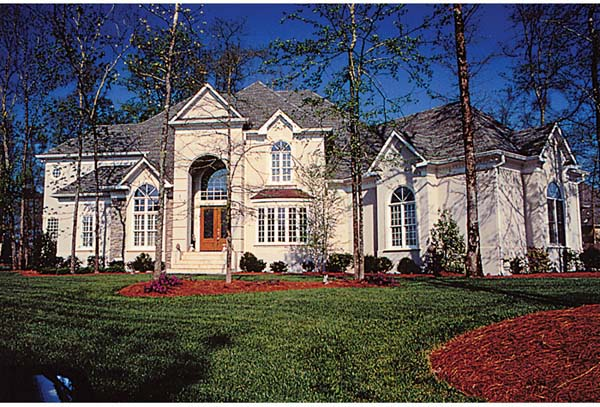 House Plan 85605