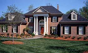House Plan 85607
