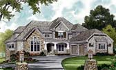 Plan Number 85617 - 7502 Square Feet