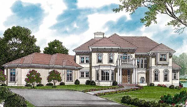House Plan 85624