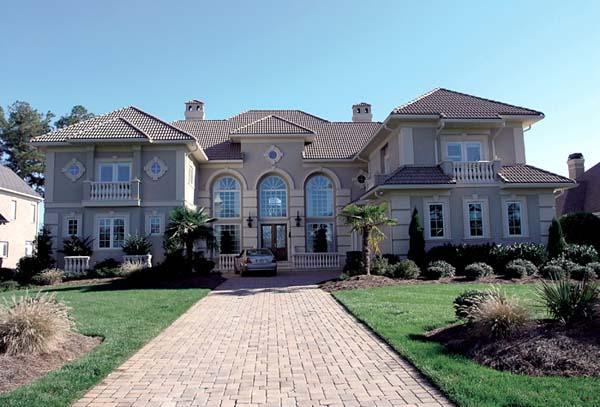 House Plan 85633