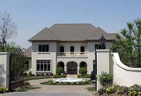 House Plan 85642