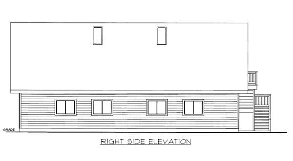 2 Car Garage Plan 85801 Picture 1