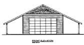 Garage Plan 85802