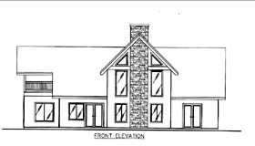 House Plan 85814