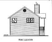 Plan Number 85817 - 1811 Square Feet