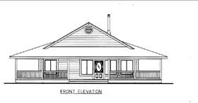 House Plan 85827