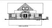 House Plan 85830