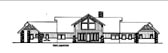 Plan Number 85831 - 4050 Square Feet