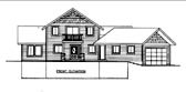 Plan Number 85840 - 1565 Square Feet