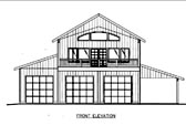 Plan Number 85841 - 1660 Square Feet