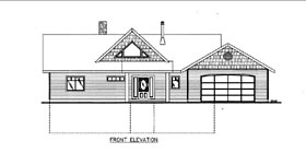 Plan Number 85848 - 3318 Square Feet