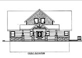 Plan Number 85851 - 2412 Square Feet