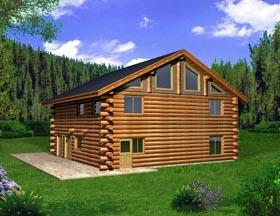 House Plan 85874