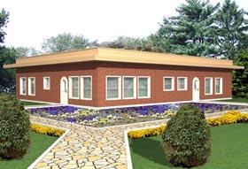House Plan 85895