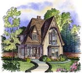 Plan Number 86000 - 1183 Square Feet