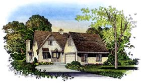 Plan Number 86009 - 1890 Square Feet