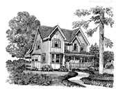 Plan Number 86014 - 1582 Square Feet